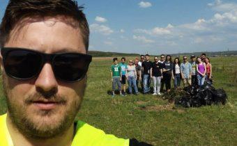 Környezetvédelemre nevelő programot zárt a margittai fiatalok egyesülete