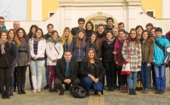 Márciusi Ifjak 2018 – Nagyváradi Római Katolikus Egyetemi Lelkészség laudáció