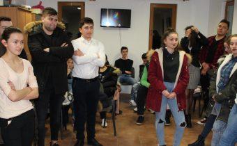 Tisztújítás tartott az Érszalacsi Ifjúsági Szervezet